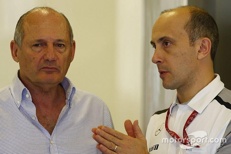 Главный инженер McLaren перешел в Mercedes