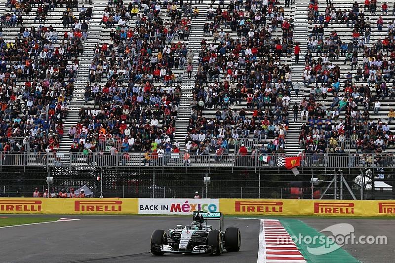 Q: Rosberg pakt opnieuw pole, Verstappen in top-10