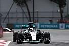 Hamilton, 2º no grid, reconhece: