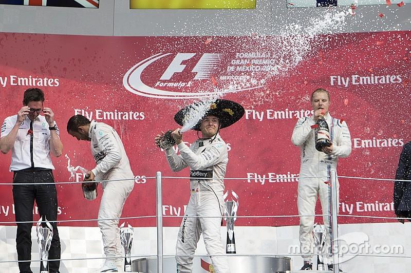 Fue el mejor podio del año, asegura Nico Rosberg