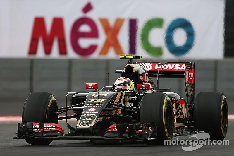Maldonado espera una mejora en Brasil