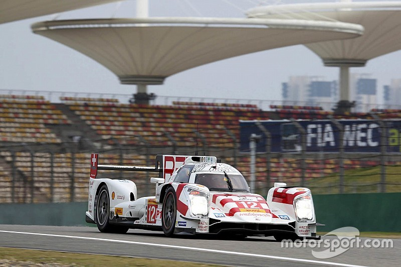 Rebellion Racing win fourth Endurance Trophy in Shanghai