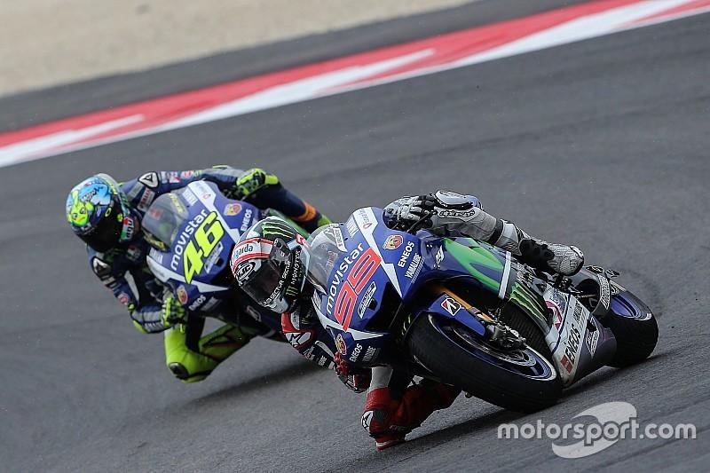 """Valentino Rossi: """"Ich will ein faires Duell mit Jorge Lorenzo"""""""