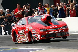 NHRA Interview Interview with Pro Stock World Champion Erica Enders