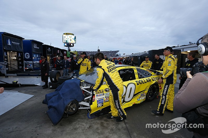 La suspensión de Kenseth ya es definitiva