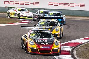 亚洲保时捷卡雷拉杯将亮相V8超级房车赛