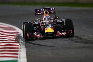 Formule 1 Actualités Ricciardo couvre d'éloges le châssis Red Bull