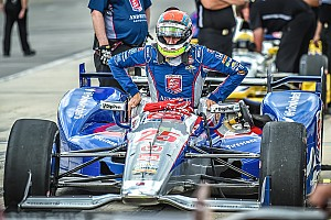 IndyCar Breaking news NMPA awards third quarter Spirit Award to Justin Wilson