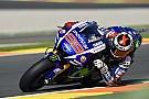 MotoGP Valencia: Jorge Lorenzo bestimmt Trainingsauftakt