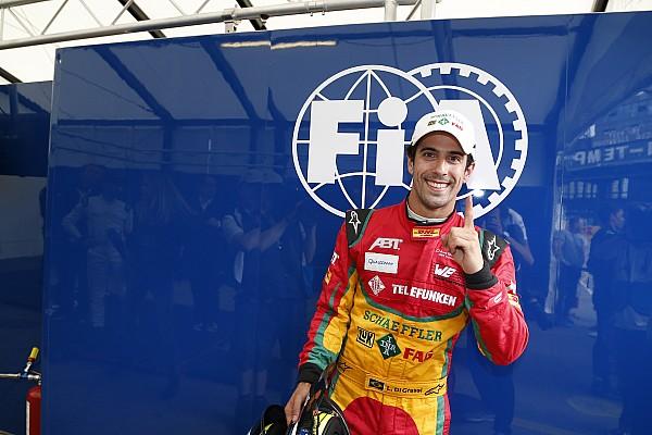 فورمولا إي فورمولا إي: لوكاس دي غراسي يحصد الفوز في الجولة الثانيّة المُثيرة في بوتراجايا
