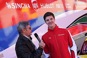 Ferrari Interview À la rencontre de James Calado, pilote officiel Ferrari GT