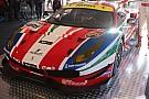 Ferrari presenta en Mugello sus 488 GTE y GT3
