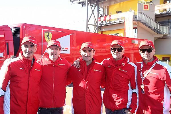 Ferrari GT - La Scuderia et rien d'autre pour Bertolini, Bruni et Rigon