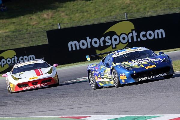 Сантопонте стал обладателем Кубка Pirelli