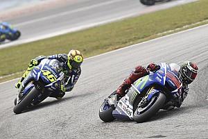 MotoGP Contenu spécial Championnat - Cinq points pour départager Lorenzo et Rossi