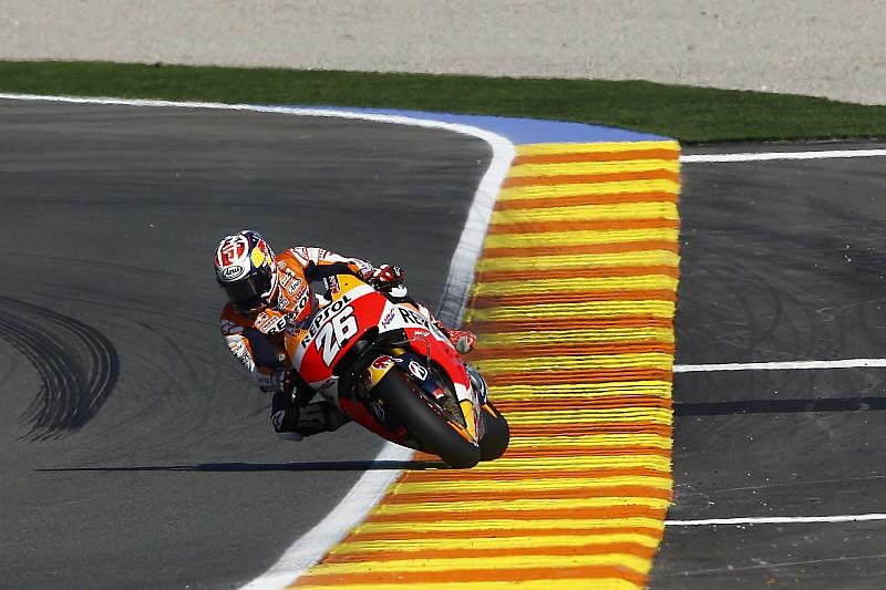 Une troisième place pleine de fierté pour Dani Pedrosa à Valence