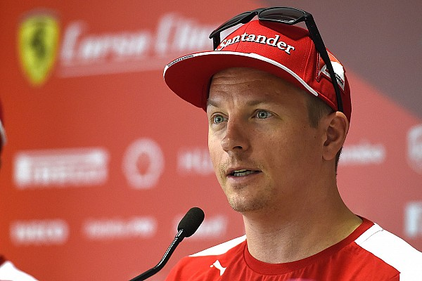 Ferrari Entrevista Exclusivo: Raikkonen espera ano melhor em 2016