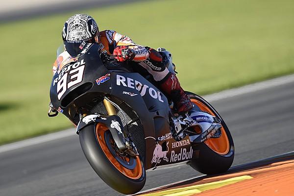 Viele Stürze bei MotoGP-Testauftakt in Valencia