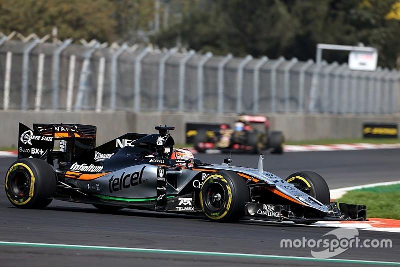 Force India descarta motor ter a marca Aston Martin