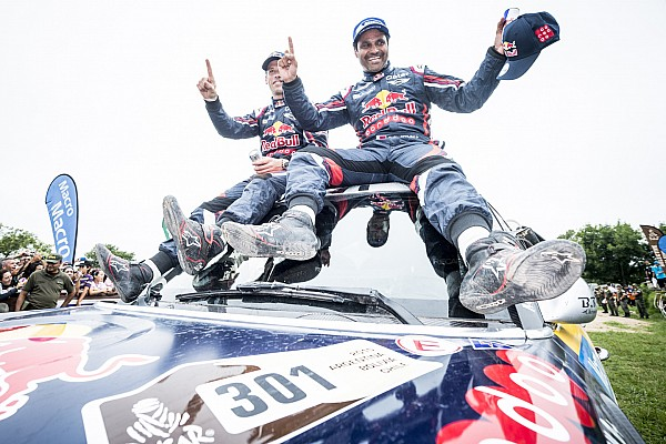Nasser Al-Attiyah ancora con MINI alla Dakar 2016