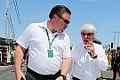 زاك براون: على المالك القادم للفورمولا واحد أن يهتم بالرياضة أكثر من المال