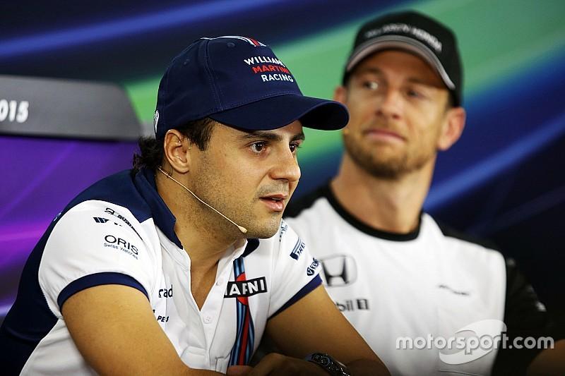 """Massa: """"Valencia? Sto con Rossi fino alla morte"""""""