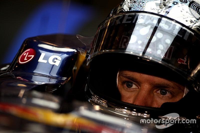 14 novembre 2010 - Premier titre mondial pour Vettel
