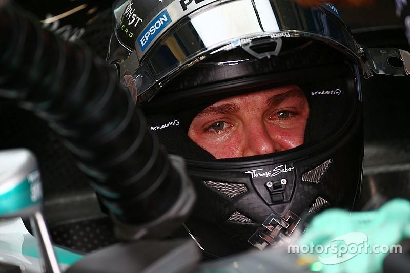 Rosberg habla de los desarrollos 2016 para Mercedes