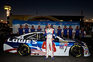 NASCAR Cup Qualifying report Jimmie Johnson secures Phoenix pole
