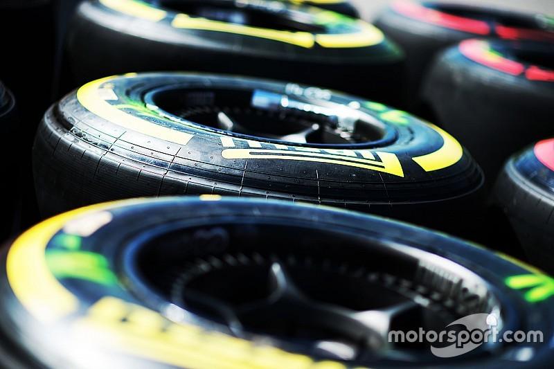 Pirelli wil terugkeer van de 'klif' in 2016