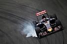 Verstappen mène la charge face à Lotus