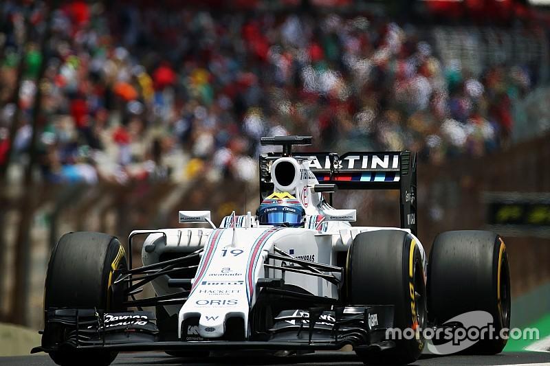 """Felipe Masa acepta que el GP de Brasil fue """"para olvidar"""""""