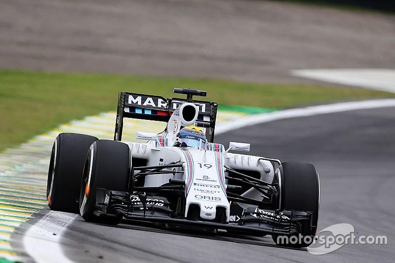 Williams apelará la descalificación de Felipe Massa