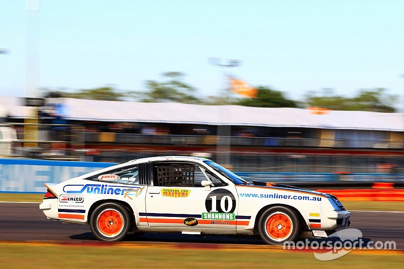 Ritter joins Touring Car Masters grid