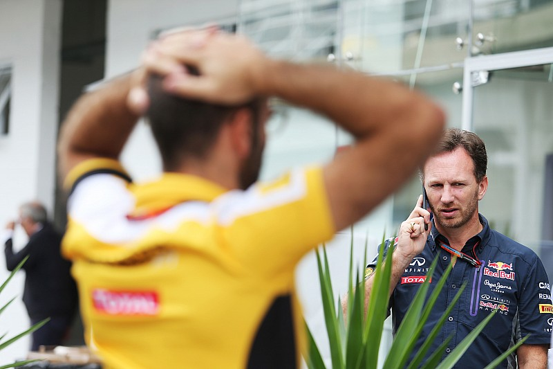 Red Bull 'unbranded' engine solution must wait on Ghosn decision