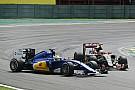 Ericsson et Sauber agacés par un Maldonado récidiviste