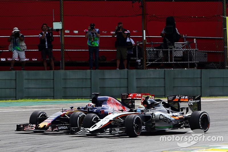 Verstappen, une série en cours jamais vue chez Toro Rosso