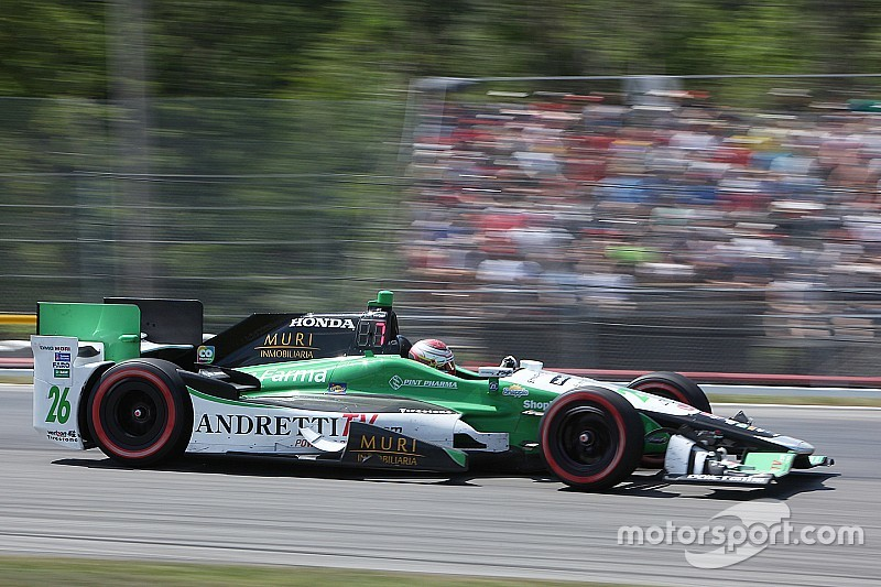 Муньос остаётся в Andretti