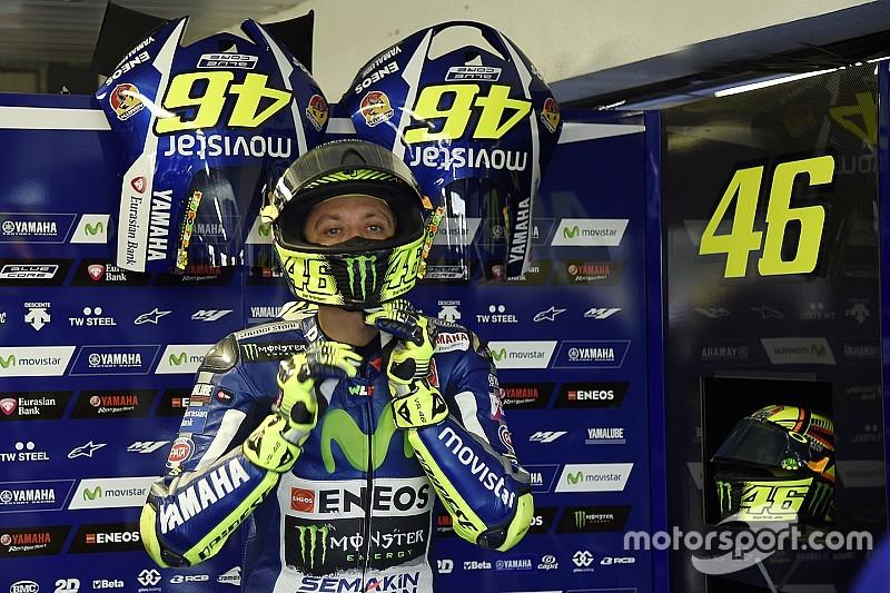 """Destroyed"" Rossi already rediscovering motivation, says Yamaha"