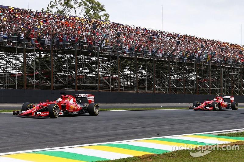 法拉利期待2016赛车全方位进步