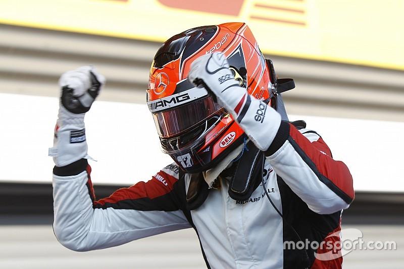Bahrain GP3: Ocon takes points lead with pole position