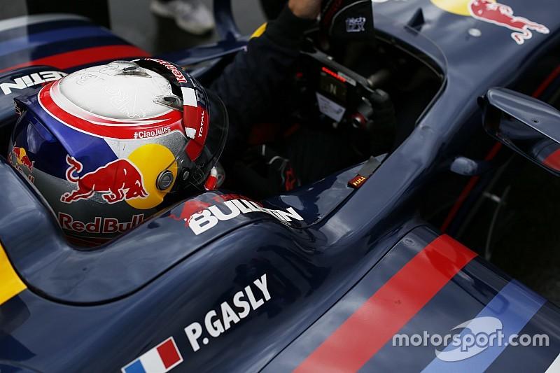 Гасли выиграл квалификацию в Бахрейне
