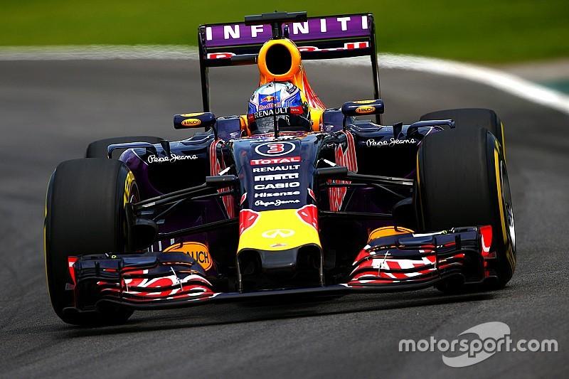 """Ricciardo espère """"plus que deux podiums"""" en 2016"""