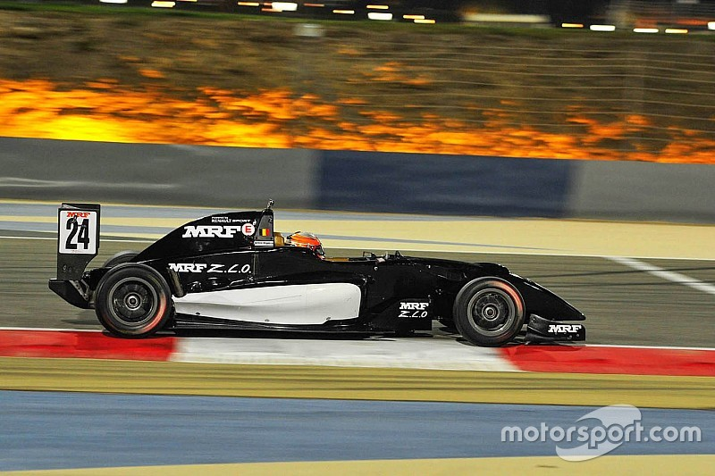 Bahrain MRF: Picariello takes a dominating win in first race