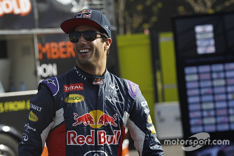 Ricciardo zet NASCAR-plannen in de ijskast