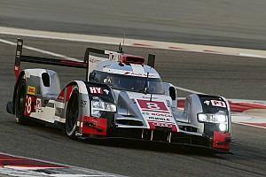 WEC Résumé de qualifications Audi a préféré se concentrer sur la course