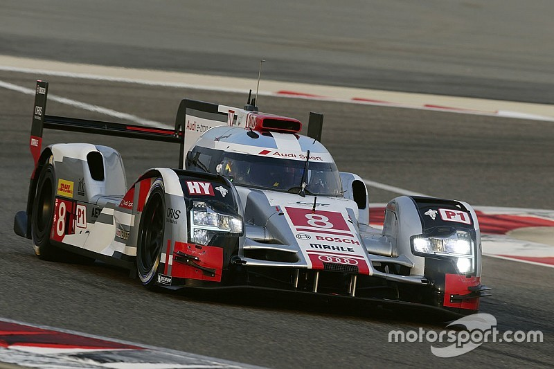 Audi a préféré se concentrer sur la course