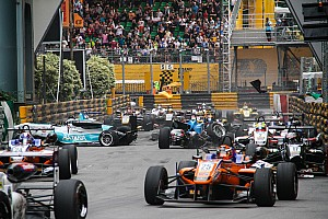 F3 Breaking news Juncadella just a passenger in dramatic Macau GP clash