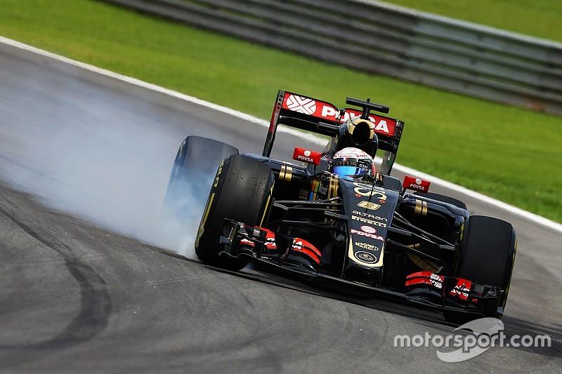 Sans problèmes financiers, Lotus aurait pu faire bien mieux en 2015