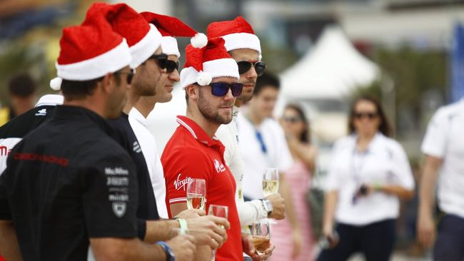 "La DS Virgin Racing ""lancia"" l'ePrix di… Natale"